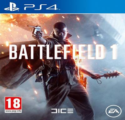 Electronic Arts Battlefield 1 For PS4
