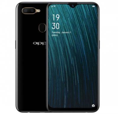 Oppo A5S Dual SIM 32GB 3GB RAM 4G LTE -Black