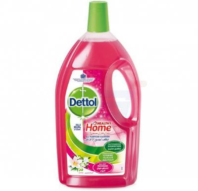 Dettol Healthy Home Jasmine Fragrance All Purpose 4 in 1 Multi Action Cleaner 900ml