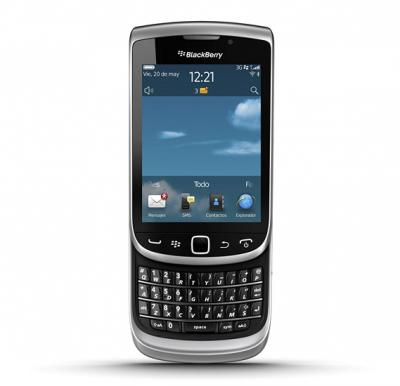 BlackBerry Torch 8 GB  GREY , 9810