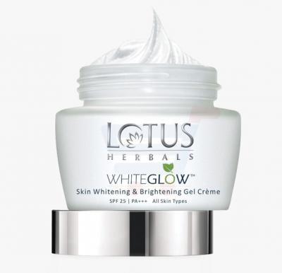 Lotus Whiteglow Gel Cream 20g