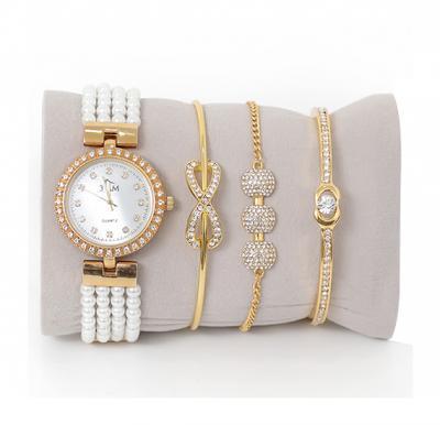 3 JAM Watch & bracelets gift box