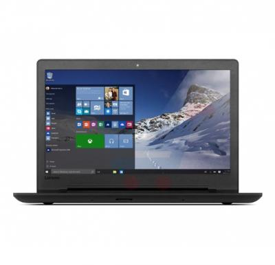Lenovo Ideapad 110 Laptop, Core i3-6100U,15.6 inch Display,4GB RAM, 500GB Storage, DOS-Black