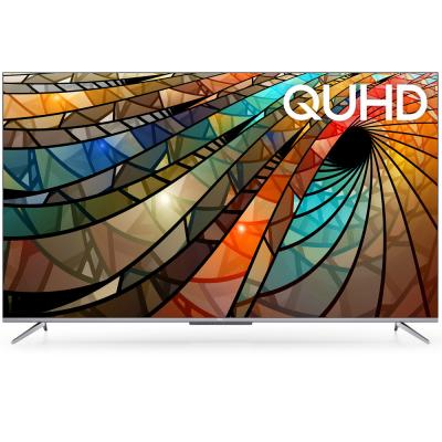 TCL 75 Inch 4K UHD HDR Android Smart QUHD LED TV 75P715