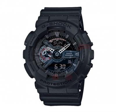 Casio G-Shock GA-110MB-1ADR Watch For Men,Analog Digital-Black