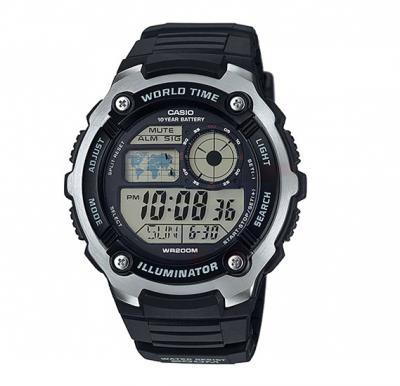 Casio Digital Watch Unisex  - AE-2100W-1AV