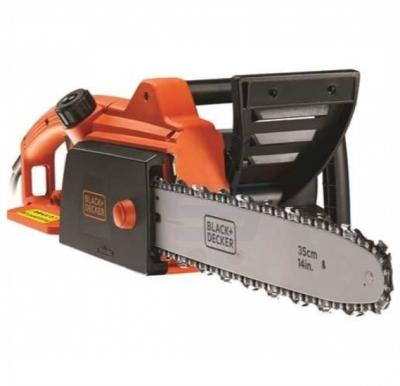 Black & Decker 1900w Electric Chainsaw 40cm Tool Free Tensioner ,A6235CS chain , CS1835-GB