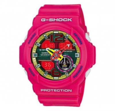 Casio G-Shock Resin Band Watch For Men - GA-310-4A