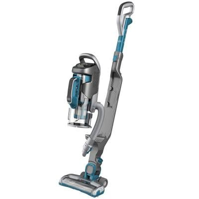 Black and Decker CUA525BH-GB Cordless MultiPower Vacuum Cleaner with 3-in-1 Multitool Accessory, Blue