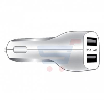 X-cell Micro USB Car Charger - CC101M