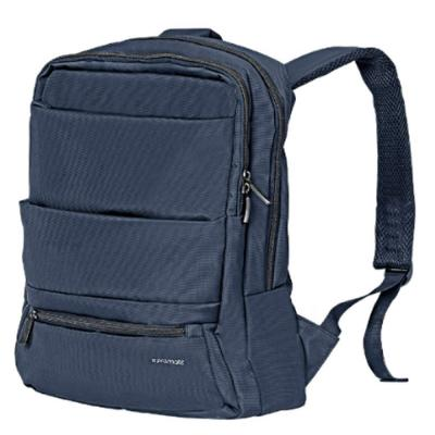 Promate Laptop Backpack, 15.6 Inch - Blue