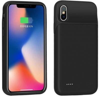 Porodo Power Case 3200mAh for iPhone X/Xs -Black