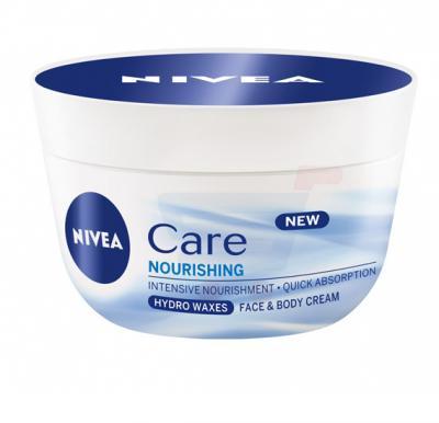 NIVEA Nourishing Care Creme 200 ML