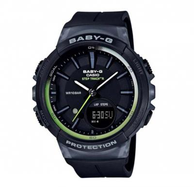 Casio G-shock Womens Analog/Digital Watch BGS-100-1ADR