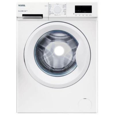 Vestel Front Load Washing Machine 8Kg White, W8124