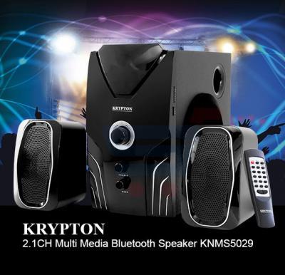 Krypton 2.1CH Multi Media Bluetooth Speaker KNMS5029
