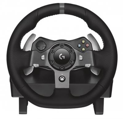 Logitech Gaming Wheel G920 For Xbox One/Pc, 941-000124