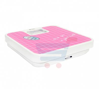 Orbit Mechanical Personal Scale  Alexandra-PINK