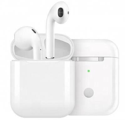 I12 TWS Bluetooth Earphone Pop-up Wireless Earphones Charging Case for iPhone Android phone