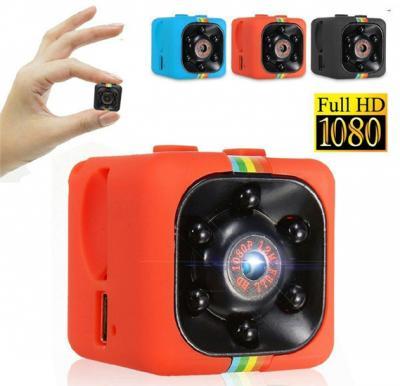 1080P Sport DV Mini Infrared Night Vision Monitor Concealed Camara Car Dv Digital Video Recorder