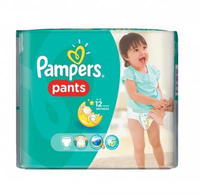 Pampers Pants No.5 CP Jnr (12-18kg)88pcs