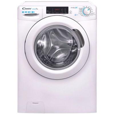 Candy SmartPro Washing Machine 1600W, CSO 1275T3/1-19, White