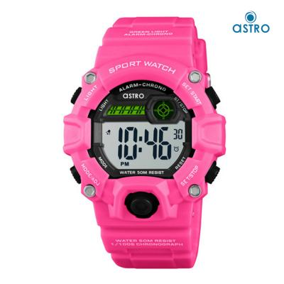 Astro Kids Digital Grey Dial Watch A9936-PPPS, Size 37