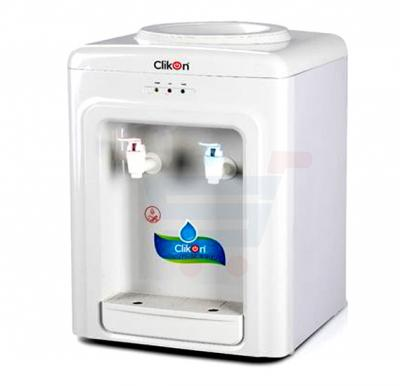 Clikon Water Dispenser Hot and Normal White - CK4021