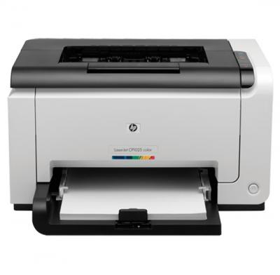 HP LaserJet Pro CP1025 Color Printer (CF346A)