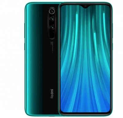 Xiaomi Redmi Note 8 Pro Dual SIM 6GB RAM 64GB Storage 4G LTE, Forest Green