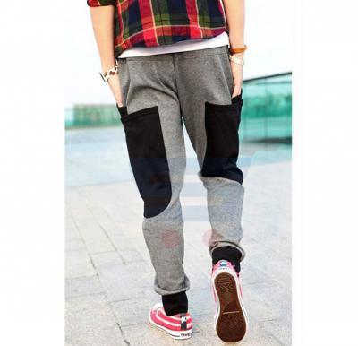 Mens KANGROO Designer Trouser Grey - 2564 - S