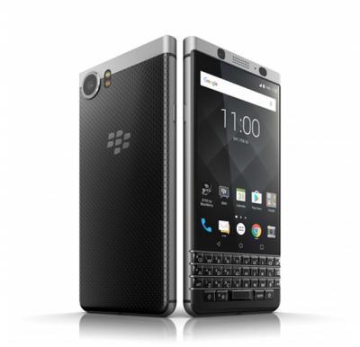 BlackBerry Keyone Limited Edition Dual SIM - 64GB, 4GB RAM, 4G LTE, SILVER, KEY ONE