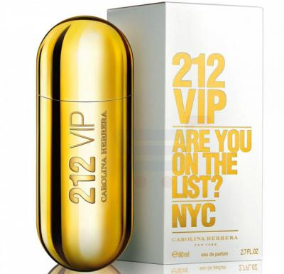 Carolina Herrera Are You On The List NYC EDP 80ml For Women