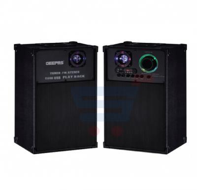 Geepas 2.0CH Professional Speaker-GMS8539