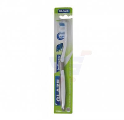 Glaze Toothbrush Indicator Single Pack Hard