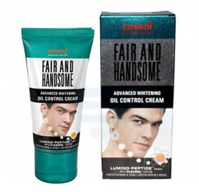 Emami Fair & Handsome Whitening Oil Control Cream For Men 100gm