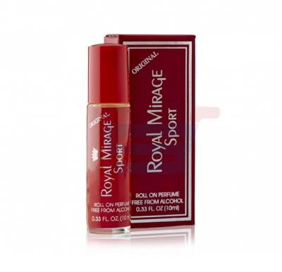 Royal Mirage Roll On Sport 10ml