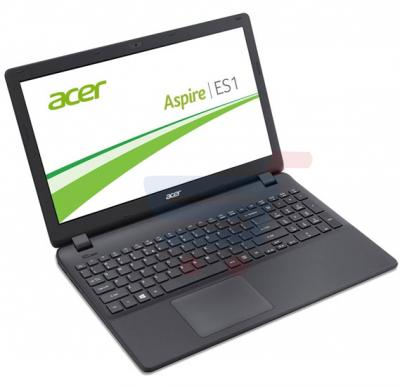 Acer ES1 571 Laptop, Intel Celeron Processor,15.6inch WXGA LED LCD Display, 4GB RAM, 500GB HDD, Windows10 - Diamond Black