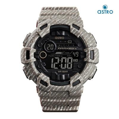 Astro Kids Digital Black Dial Watch A9928-PPCB, Size 51