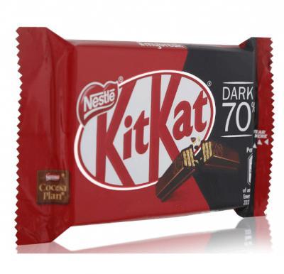Kit Kat 70% Dark 41.5gm, 179705