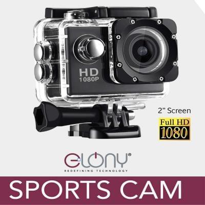 Elony Full HD Action Camera