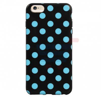 Promate Dotti i6P iPhone Case, Premium Ultra Slim Protective Designer Case for iPhone 6/6S Plus, Blue