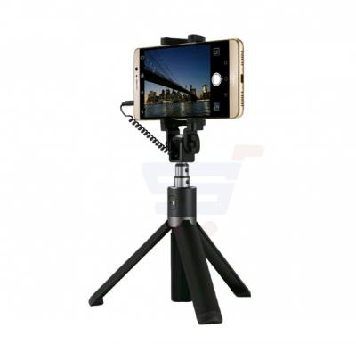 Wired Selfie Stick Q5 3.5mm Monopod With Tripod stand For Smartphones