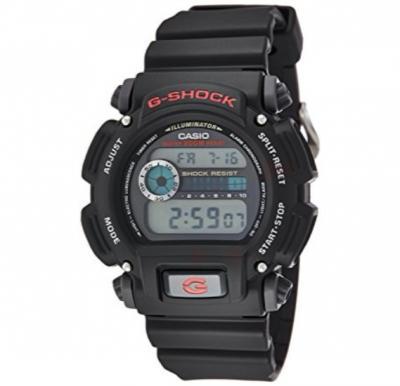 Casio Baby-G DW9052-1V Men Black Resin Sport Watch