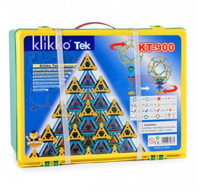 Klikko Tek 900pcs Transforming Construction System-BG-10019