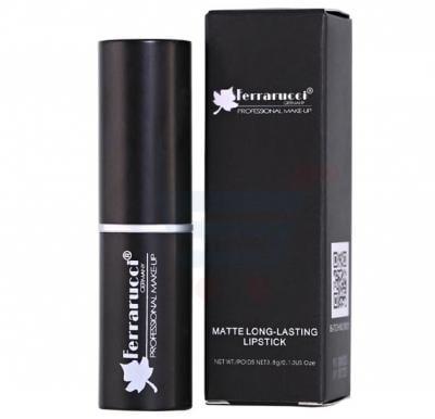 Ferrarucci Matte Long-Lasting Lipstick 3.8g, FLLS10