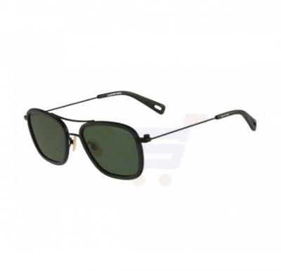 G-Star Aviator Dark Olive Frame & Green Mirrored Sunglasses For Unisex - GS111S-308