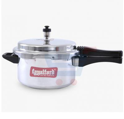 Royalford 5L Aluminium Pressure Cooker with Outer Lid - RF5802