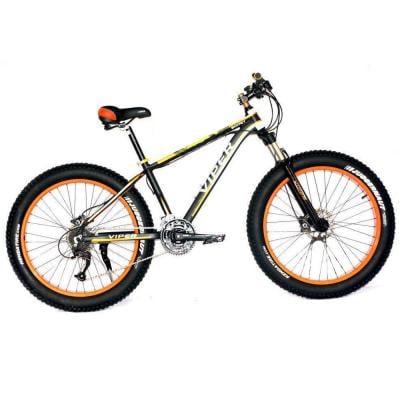 Viper Boost Fat Bike Orange Red, 26 Size