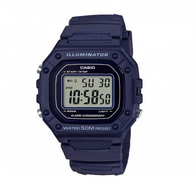 Casio W-218H-2AVDF  Youth Digital Watches